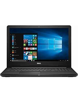 2018 Premium Flagship Dell Inspiron 15 3000 15.6 Inch Laptop, Amd Dual Core A6 Up To 2.8 G Hz With Radeon R4, 4 Gb/8 Gb/16 Gb Ram, 128 Gb To 1 Tb Ssd, 1 Tb/2 Tb Hhd, Hdmi, Bluetooth, Dvd Rw, Black, Windows 10 by Dell
