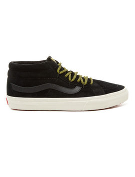 Sk8 Mid Reissue Ghillie Mte Shoes by Vans