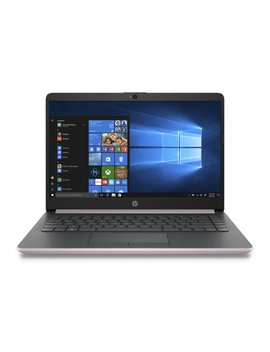 "Hp 14 Laptop 14"" , Intel Pentium Silver N5000 , Uhd Graphics 605, 64 Gb E Mmc, 4 Gb Sdram, Office 365 Personal  1 Yr, 14 Df0011wm by Hp"