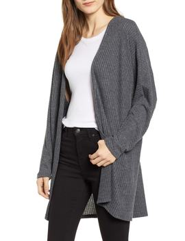 Keep It Casual Thermal Cardigan by Project Social T