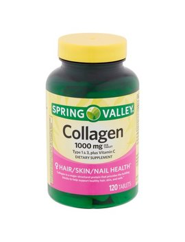 Spring Valley Collagen Tablets, 1000 Mg, 120 Count by Spring Valley