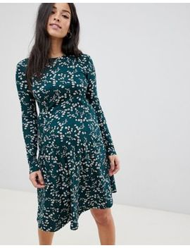New Look Maternity Printed Swing Dress by New Look Maternity