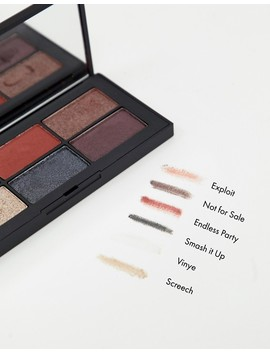 Nars Provocateur Eyeshadow Palette by Nars