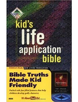 Kid's Life Application Bible Nlt (Hc) by Tyndale