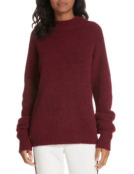 Cozette Alpaca & Wool Blend Sweater by Tibi