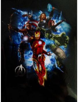 Marvel The Avengers T Shirt   Iron Man, Thor, Captain America, Hulk   Xl by Bioworld