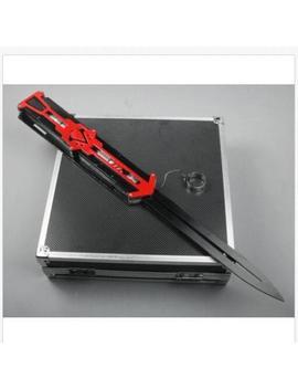 Red Assassin's Creed Hoja Oculta Utilería Aleación 1:1 Manga Flecha Catapulta Pop by Ebay Seller