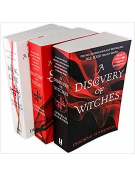 All Souls Trilogy Collection Deborah Harkness 3 Books Set (The Book Of Life, Shadow Of Night, A Discovery Of Witches ) by Amazon