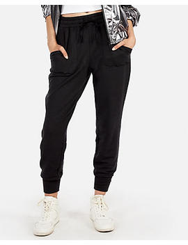 Express One Eleven Terry Jogger Pant by Express