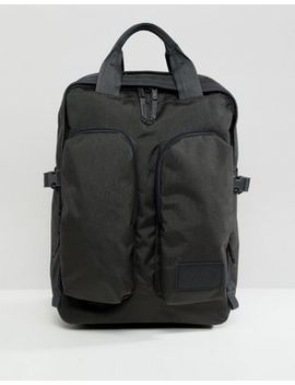 The North Face Mini Crevasse Tote Bag In Black by The North Face
