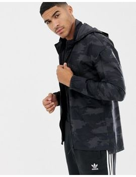 Adidas Supernova Running Jacket In Black by Adidas