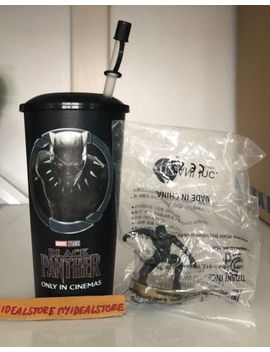Black Panther Movie Cup Topper Figure 2018 Brand New The Avengers by Ebay Seller