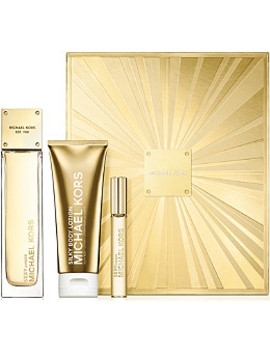 Online Only Sexy Amber Deluxe Gift Set by Michael Kors
