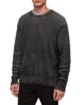 Quarter Crewneck Sweater by Allsaints