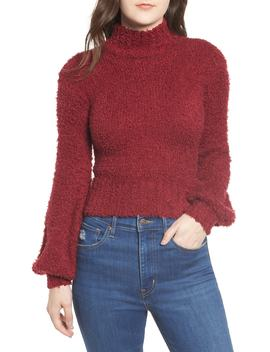Eyelash Chenille Sweater by Ten Sixty Sherman