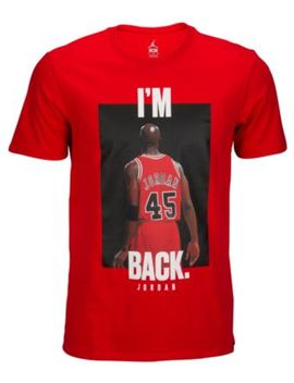 Jordan Retro 10 Jsw Photo T Shirt   Men's by Jordan
