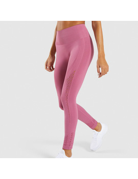 Nepoagym Women New Energy Seamless Leggings  High Waist Women Yoga Pants  Booty Leggings  Super Stretchy Gym Tights Energy by Nepoagym