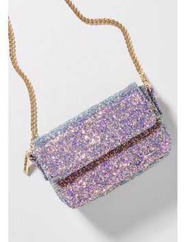 Pick Of The Glitter Crossbody Bag by Modcloth