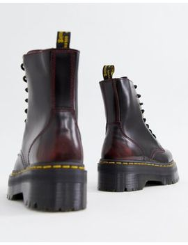Dr Martens – Cherry Jadon – Exklusive Stiefel by Asos