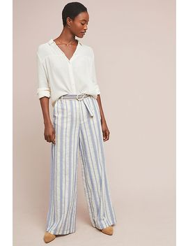 Coastal Striped Pants by Etta:Twa