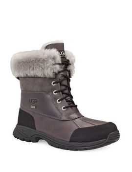 Butte Sheepskin Leather Boots by Ugg