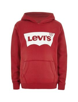 Levi's Boys Red Hoodie by River Island