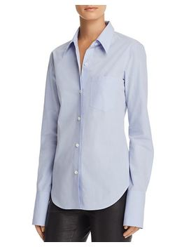 Button Down Shirt by Theory