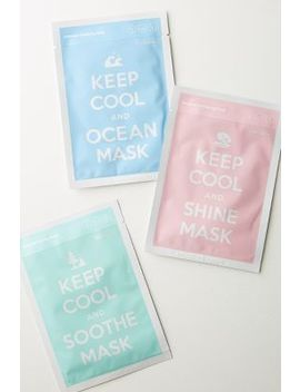 Keep Cool Face Mask Set by Keep Cool