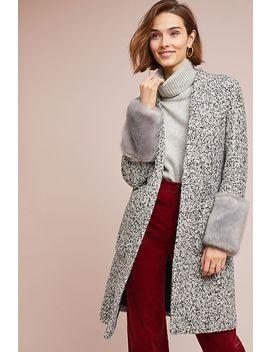 Ritz Tweed Coat by Helene Berman London