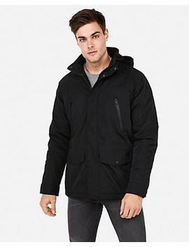 Four Pocket Tech Jacket by Express