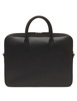 Vegetable Tanned Briefcase by Mansur Gavriel