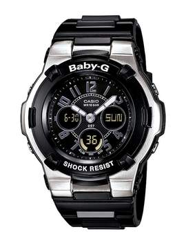 Baby G Dual Movement Watch, 44mm X 40mm by G Shock Baby G