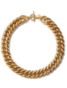 Chunky Chain Necklace by Anne Klein