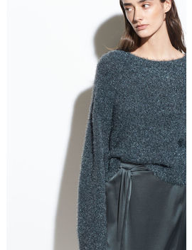 Boxy Pullover by Vince