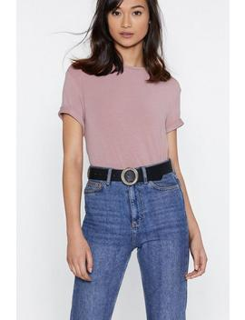 Change Your Ways Faux Leather Belt by Nasty Gal