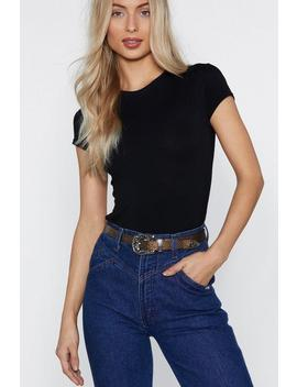 Valley Girl Snake Belt by Nasty Gal