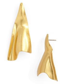 Folded Earrings by Madewell