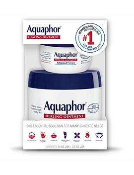 Aquaphor Advanced Therapy Healing Ointment 14 Ounce + 3.5 Ounce by Aquaphor