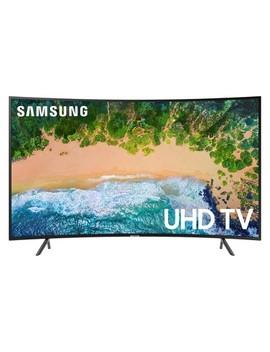 "Samsung 65"" Smart Curved Uhd Tv   Black (Un65 Nu7300 Fxza) by Samsung"