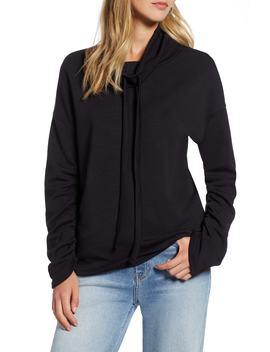 Funnel Neck Sweatshirt by Halogen®