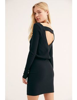 On The Rooftop Mini Dress by Free People