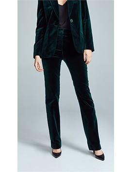 Don Juan Velvet Trousers by Pallas
