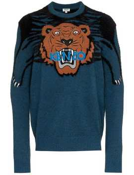 Pullover Mit Tiger by Kenzo