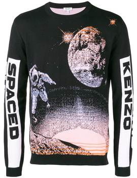 'spaced Out' Pullover by Kenzo