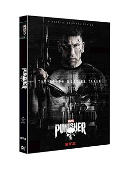The Punisher Season 1 (Dvd, 2018, 3 Disc Set) Next Day Shipping by Ntsc