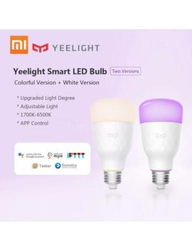 Xiaomi Yeelight Smart Led Bulb Wireless Colorful 800 Lm 10 W E27 App Lamp L2 C2 by Xiaomi