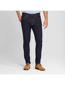 Men's Taper Fit Jeans   Goodfellow & Co™ Rinse Wash by Goodfellow & Co