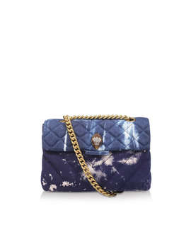 Denim Kensington Bag by Kurt Geiger London