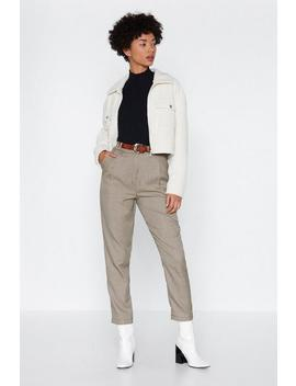 The Tooth Hurts Tapered Pants by Nasty Gal