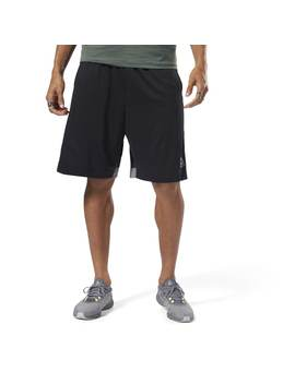 Mesh 9 Inch Basketball Short by Reebok